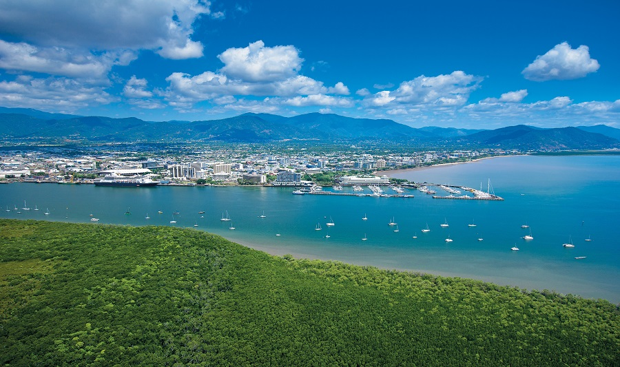 Views of Cairns City