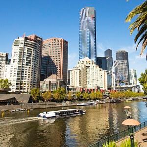 MAGNIFICENT MELBOURNE - MORNING TOUR
