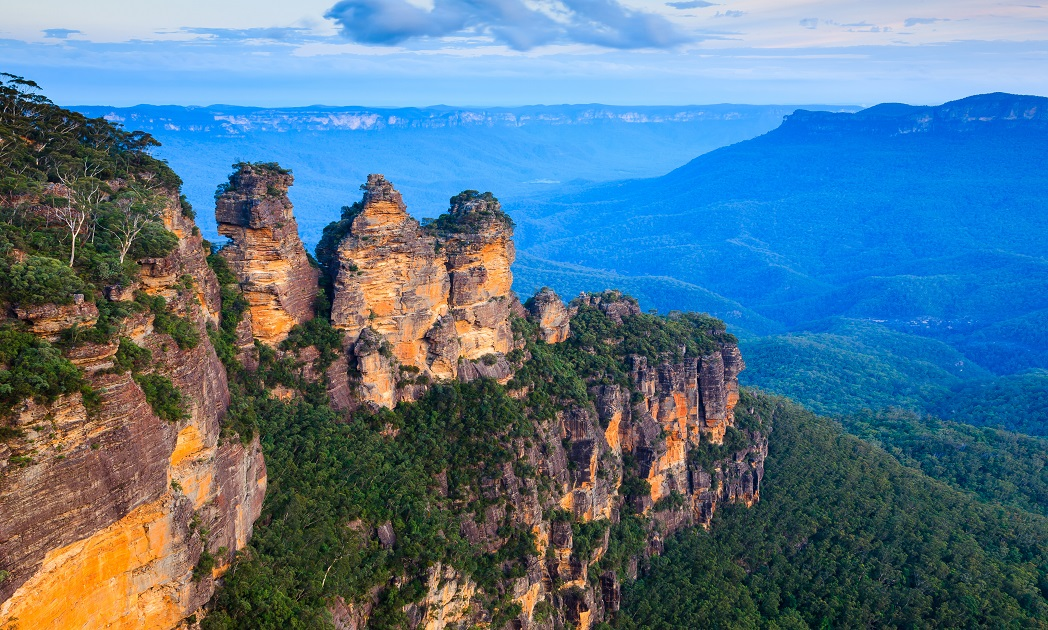 Where to go in the Blue Mountains