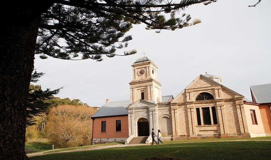 Asylum, Study Centre, Museum & Coffee Shop - Port Arthur Historic Site
