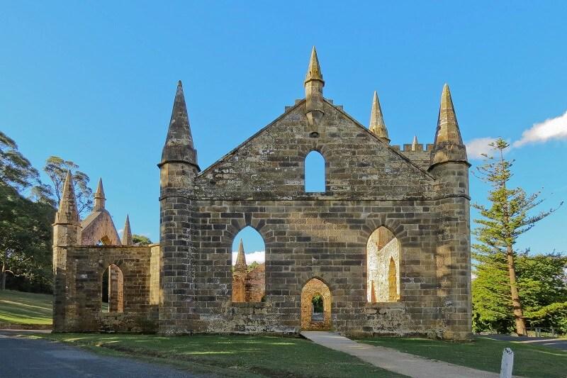 Church - Port Arthur Historic Site