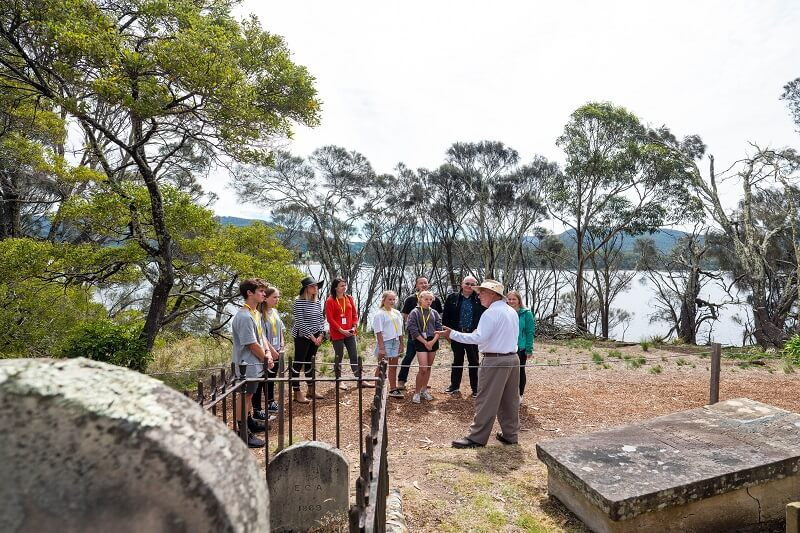 Isle of the Dead - Port Arthur Historic Site