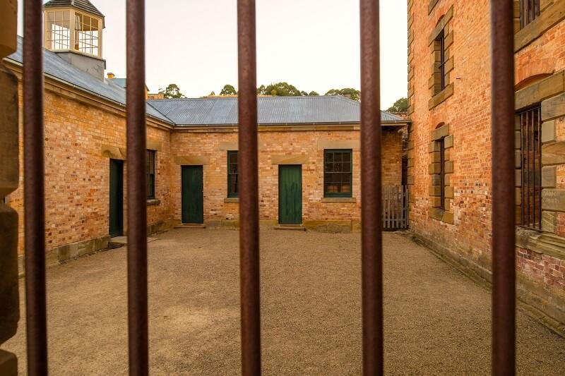 Penitentiary - Port Arthur Historic Site