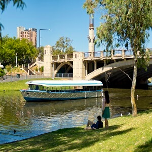 AFTERNOON ADELAIDE HIGHLIGHTS TOUR WITH RIVER CRUISE