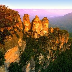 1 DAY BLUE MOUNTAINS SUNSET TOUR