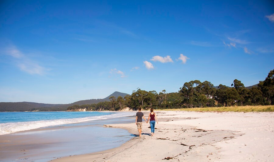Adventure Bay, Bruny Island