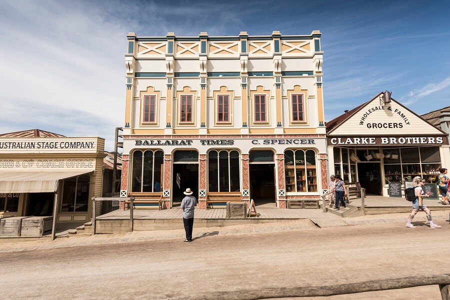 Sovereign Hill Stores