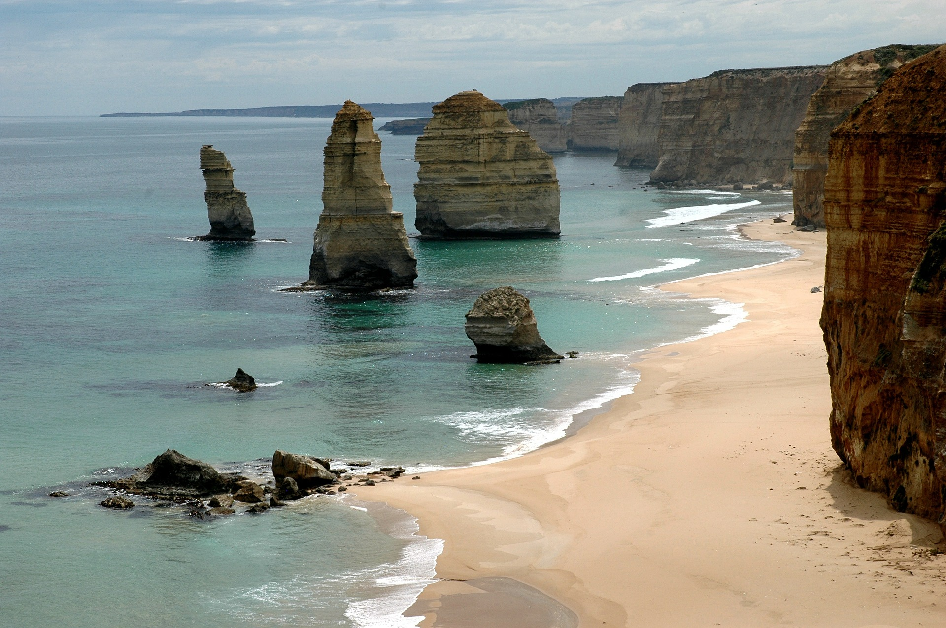 How many 12 Apostles are left?
