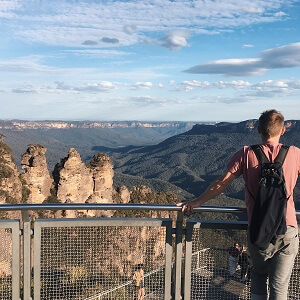 BLUE MOUNTAINS, THREE SISTERS & WILDLIFE