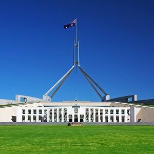 CANBERRA - AUSTRALIA'S CAPITAL CITY ICONS
