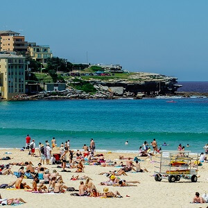 SYDNEY SIGHTS, OPERA HOUSE & BONDI BEACH TOUR