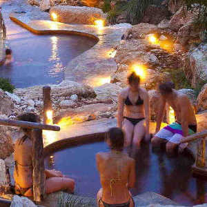 PENINSULA HOT SPRINGS & SPA SHUTTLE (WEEKENDS)