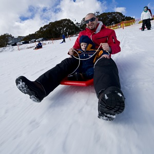 MT BULLER SNOW TOUR