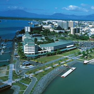 CAIRNS CITY HIGHLIGHTS HALF DAY TOUR