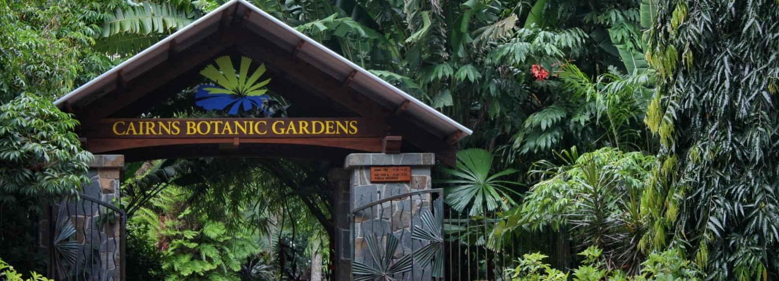 Flecker Botanic Gardens