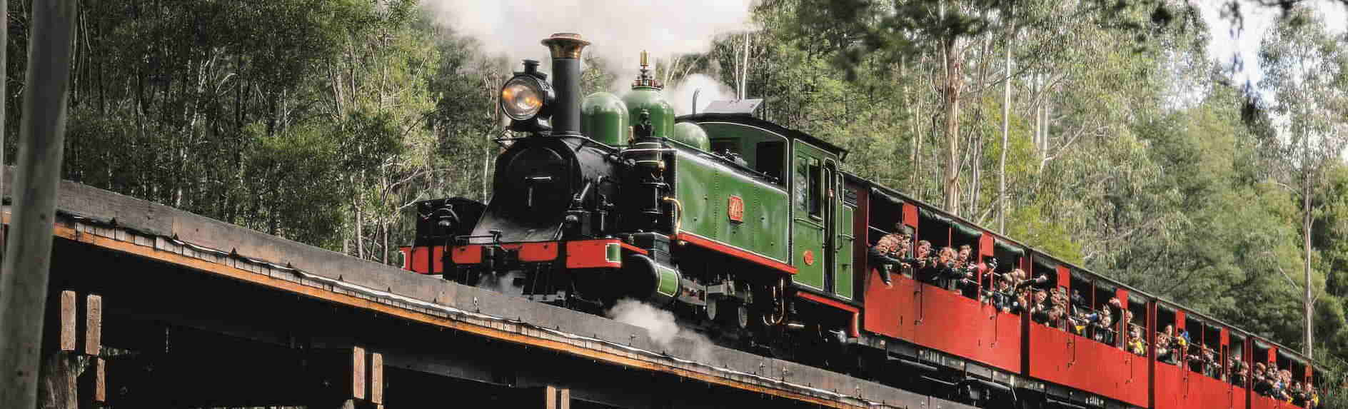 Puffing Billy Tours