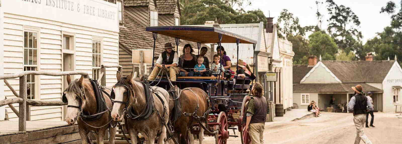 Sovereign Hill Tours