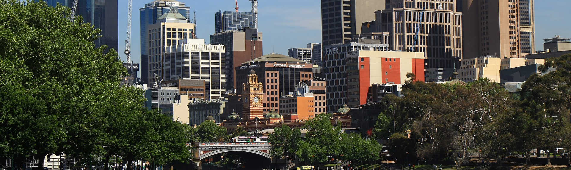 What is Melbourne best known for?